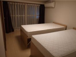 旅館 間 間の一 room1